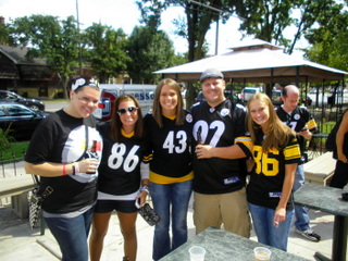 Game Watch Steelers